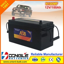 2016 Good Quality Low Price Car Batteries Export Import China