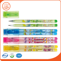 Lantu OEM High Quality Nice Office&School Promotional Twins Pen