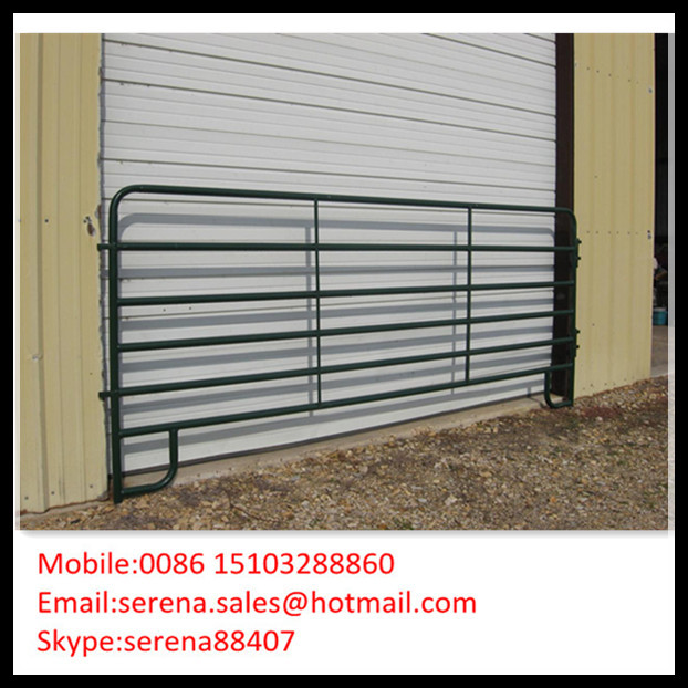 pvc painting galvanized goat & sheep panels (Direct Factory)