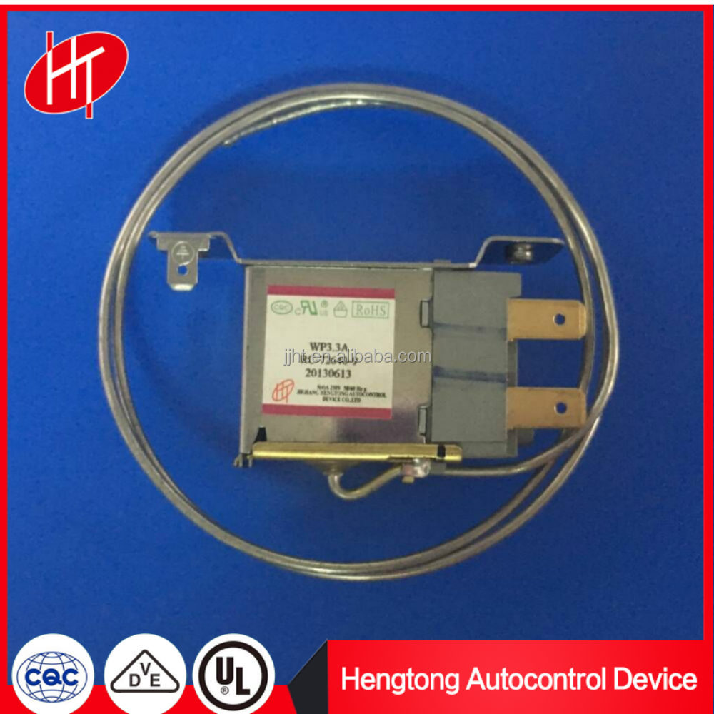 Water dispenser thermostat mechanical thermostat