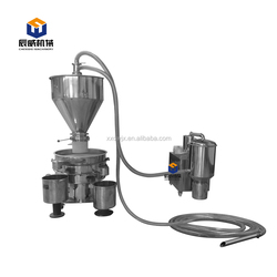 High efficient and automatic cleaning vacuum feeder machine for oxalic acids