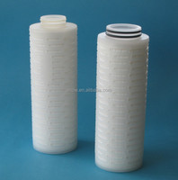 Nylon high volume water filter for chemical