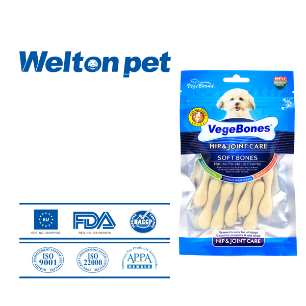 New premium private label dog treats