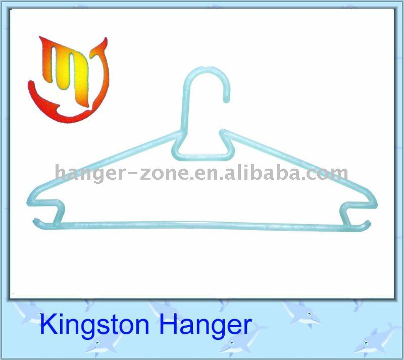 New plastic hanger made of PP material Direct Deal