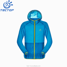 Clearance Sale Sports Jacket Super Thin Sunscreen 20D Nylon Hoodies For Man