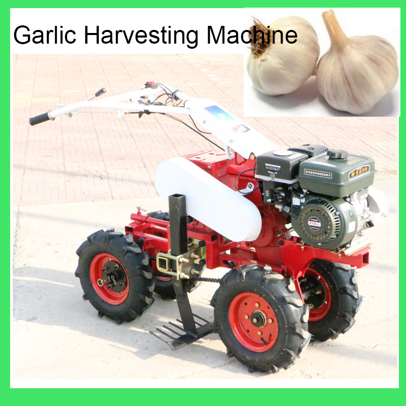 3.5kw Small Agricultural Garlic Harvesting Machine