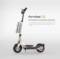Airwheel new products electric scooterfoldable bike motorcycles 2016 type Z3