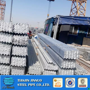 hot dipped galvanized steel angle for container frame, warehouse goods shelves