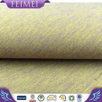 2016 Feimei Newest Poly Rayon Catton 3D Scuba Fabric with High Quality in China