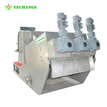 efficient professional belt filter press sludge dewatering press