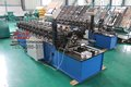 FX-CE certificated easy to handle Omega Profile Light Steel Keel Cold Roll Forming Machine
