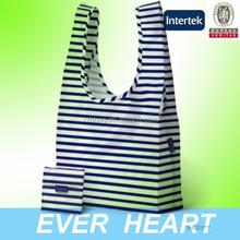 Genuine Reusable Foldable Standard Size Nylon Shopping Bag