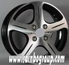 alloy wheels car rims for car jeep and truck
