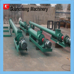 LSY219 fly ash screw conveyor , high efficient screw conveyor