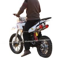 high quality 110cc adult motorcycle/electric start dirt bike