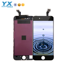 Wholesale display for iphone 6 plus blue mirror lcd,for iphone screen for 6 plus 5.5 lcd