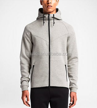 2015 New Men Custom Casual Blank Bulk Zip Hoodies Plain Sports Wear Gym Zip up Hoodies