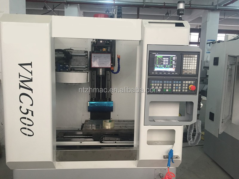 Automatic Tool Changer VMC500 with Taiwan Spindle