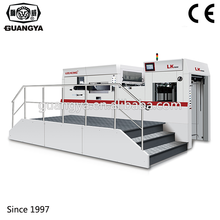 New Design Auto Flatbed Die Cutting Machine For Corrugated Carton With Great Price