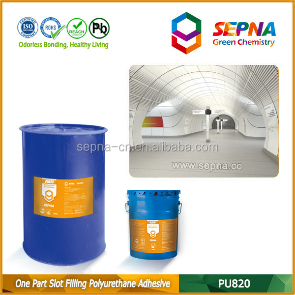 Curing & Sealing Compounds No Pollution PU Joint Sealant
