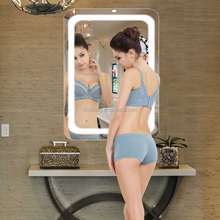 Android Touch Screen Bathroom Smart Mirror ,Led Backlit Bathroom Mirror