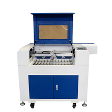 Mini multifunctional CNC CO2 laser cutting machine for T-shirt and photo frame with lower price