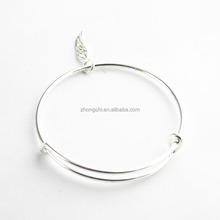 wholesale 925 silver bracelet for women bangle jewelry Love bracelet bangle