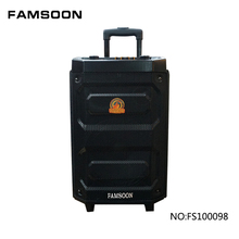 wireless speaker system with UHF microphone,FAMSOON FS100098