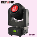 ZOOM 60W led BEAM moving head light rgbw 4in1 beam dj lighgting moving head