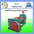 Compact Structure JKR30 red soil brick making machine