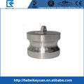 Best Price stainless steel 304/316 Camlock Coupling Quick Coupling Pipe Fitting Manufacturer