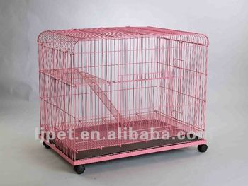 CI-91F, pink cat cage