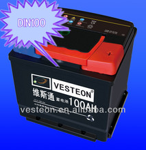 AUTO/ TRUCK BATTERY 12V60AH/CAR BATTERY FOR SALE