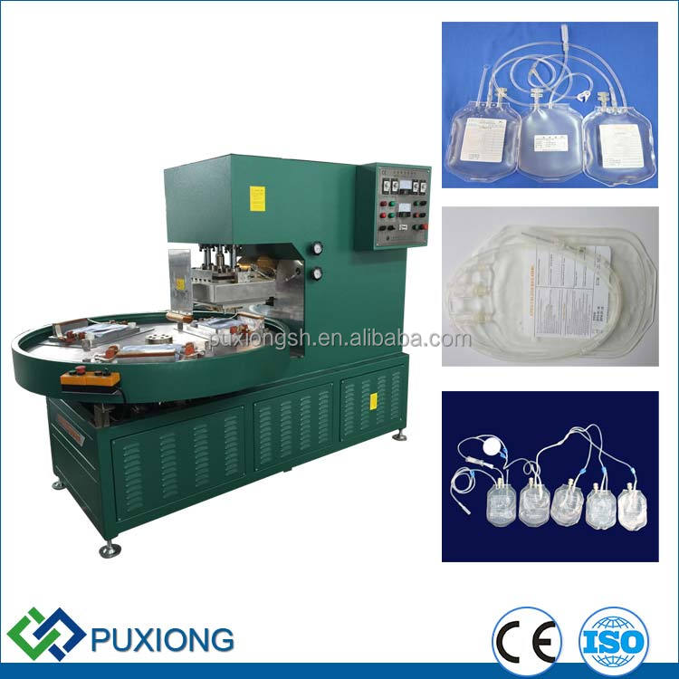 Medical Blood Bag/ Urine Bag Welding Machine