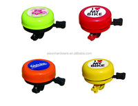 Custom design colorful labeling bell bike