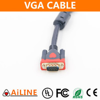 AiLINE 0.3m 30m Premium Male to Male VGA 15pin Monitor Cable for PC TV