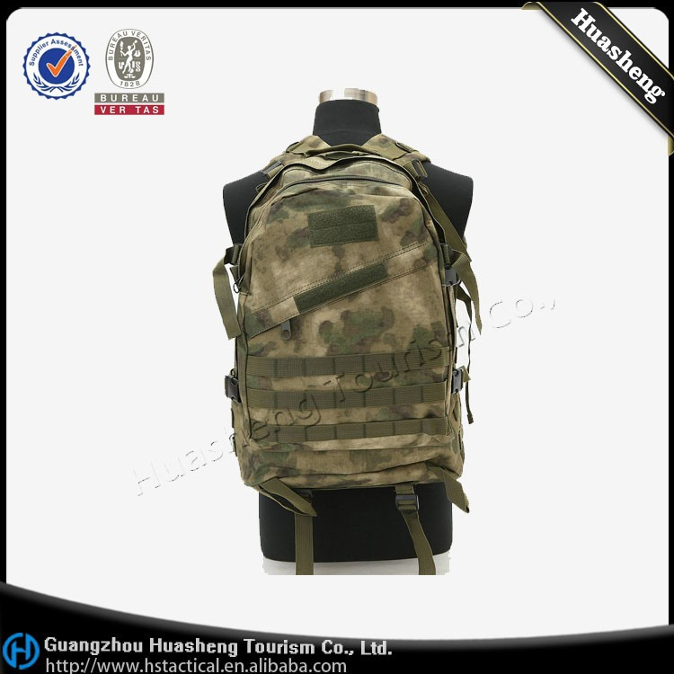 Softback Sport Outdoor Camo Army 40L Military Bag, Tactical Trekking Military Sport Backpack
