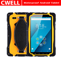 7 Inch Sunlight Readable Screen IP67 Waterproof 4G Rugged Tablet PC Android Tablet NFC