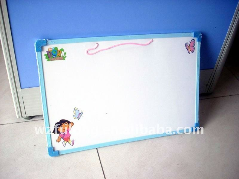 decorative magnetic whiteboard