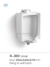 X-303 Wall mounted urinals for male made in China