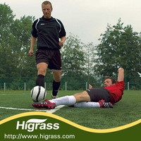 Waterproof And UV Stability Artificial Grass For Football Pitch