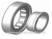 Gold Supplier and OEM service Cylindrical Roller Bearings NU307M for internal combustion engine