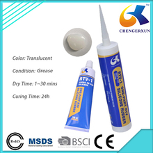 Waterproof Insulating Silicone Adhesive for electronics