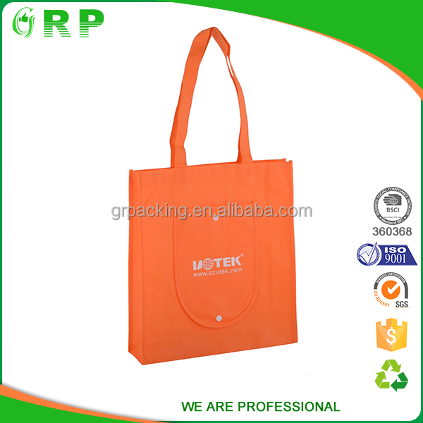 Superior quality lightweight packaging bag with groments