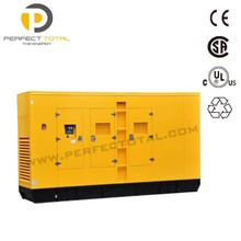 228kva Silent Type Soundproof Diesel Generator With CUMMINS Engine
