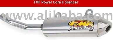 Power core two FMF slip on silencer