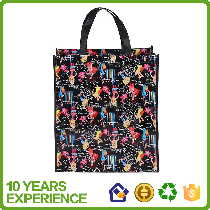 2016 hot sale non-woven tote bag