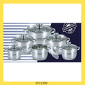 Hot selling stainless pot with high quality