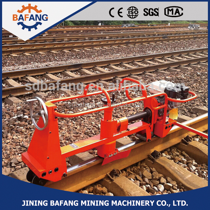 rail track Internal Combustion Rails Grinding Machine