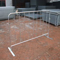 factory price 2.1m HDP crowd control traffic barrier